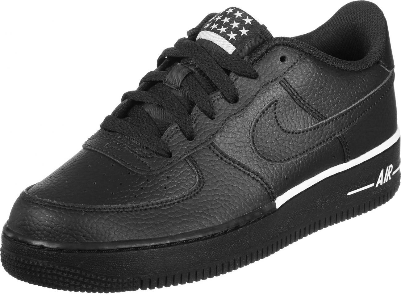 sneakers nike femme noire