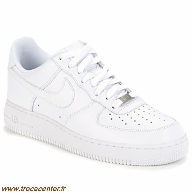 air force 1 femme basse blanche