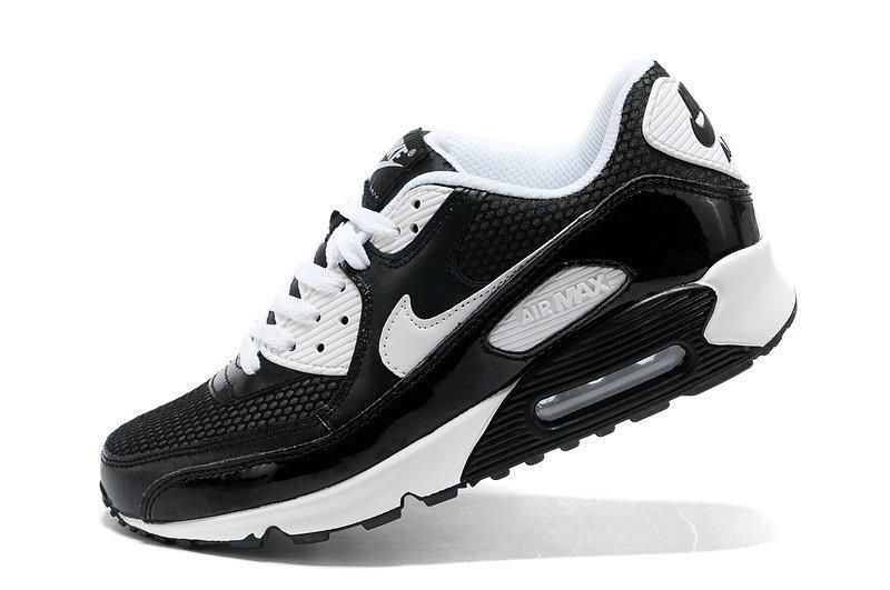 air max 90 noir et blanc