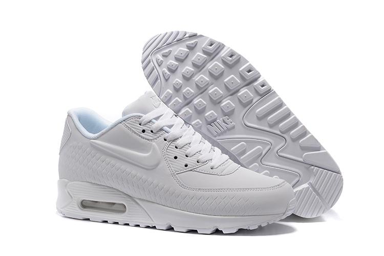 chaussure nike homme air max blanche