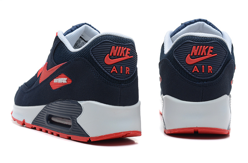 chaussure homme nike air max rouge