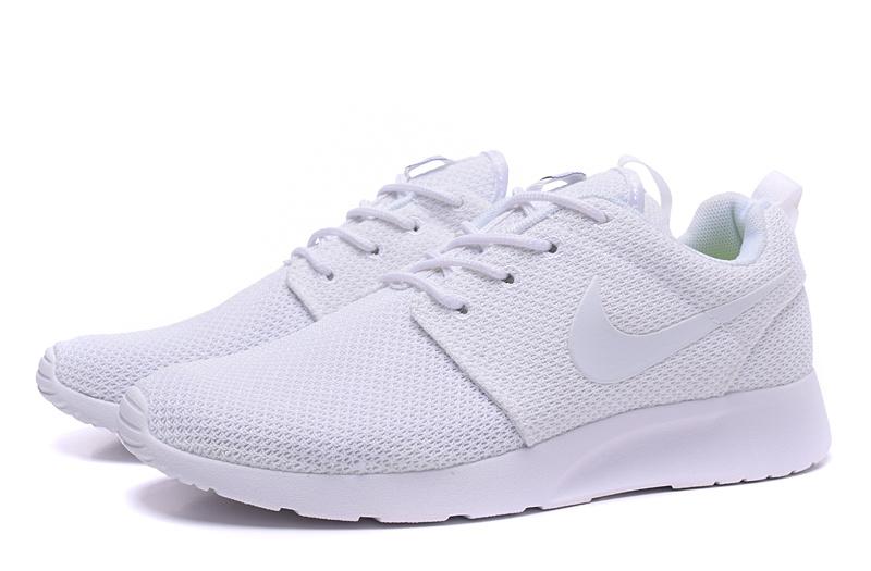nike roshe run blanche homme,Où acheter la Nike Roshe Run Blanche (Triple White)