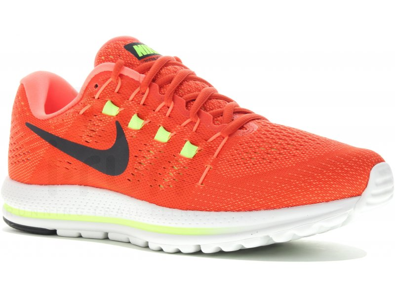 nike air zoom homme couleurs rouge